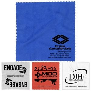 "6""x 6"" ""TopSuede"" Suede Cleaning Cloth & Screen Cleaner (Overseas)"